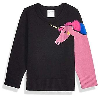 Brand - Spotted Zebra Girls Pullover Crew Sweaters