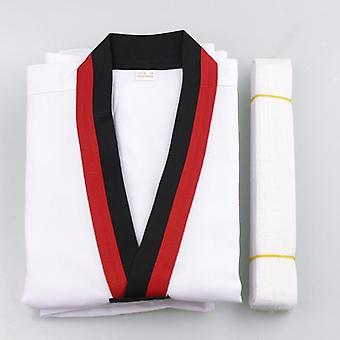 Στολές Taekwondo, Καράτε Τζούντο, Ρούχα Ντόμποκ,, Ενήλικες, Unisex Μακρύ Μανίκι Tkd