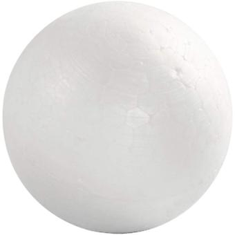 Polystyrene Balls 6cm 50pcs