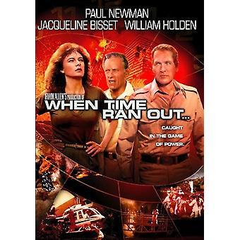 Wenn Time Ran Out [DVD] USA importieren