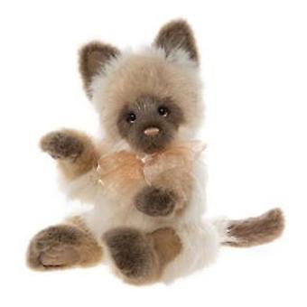 Charlie Bears Precious cat 35 cm