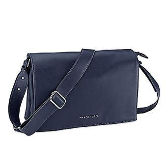 MARCO TOZZI 2-2-61016-25, 2-2-61016-25-Women's Bag, Navy Blue, 1 EU