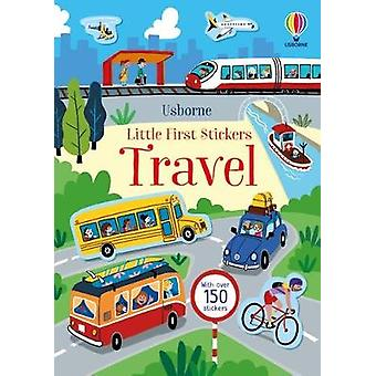 Little First Stickers Travel