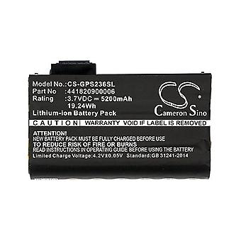 Cameron Sino Gps236Sl Battery Replacement For Adirpro Barcode Scanner