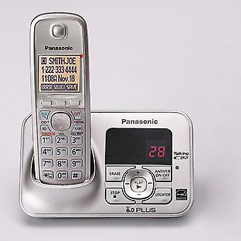 Taustavalaistu langaton Lcd-puhelin