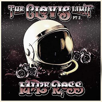 Mike Ross - Clovis Limit Pt 2 Övergångar CD