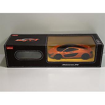 McLaren P1 Orange 1:24 Scale RC Remote Controlled Rastar 75200