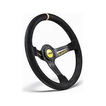 Racing Steering Wheel Sabelt SW-465 Black