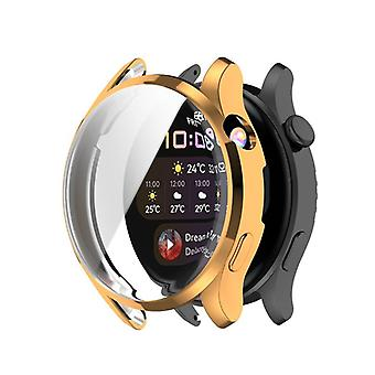 Silicone Shell Huawei Watch 3 - Or