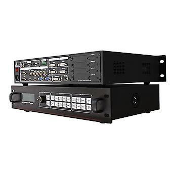 Processador de emenda de várias imagens, vídeo controlador de exibição de cores completa, led