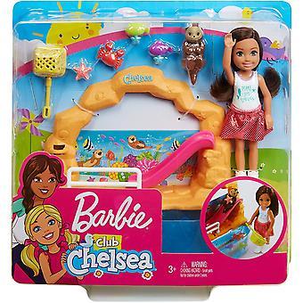 Barbie GHV75 Club Chelsea dukke og lekesett
