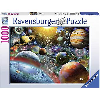 Ravensburger Planetary Vision Jigsaw Puzzle (1000 Pieces)