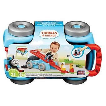 Mega Bloks Thomas Racing Railway Wagon