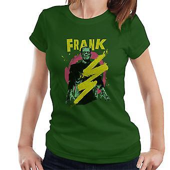 Frankenstein Frank Electric Shock Women's T-Shirt