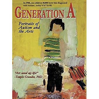 Generation a: Portraits of Autism & the Arts [DVD] USA import