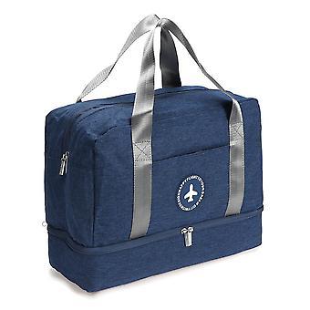 Gym Bag Women Shoe Compartment Waterproof Sport Bags