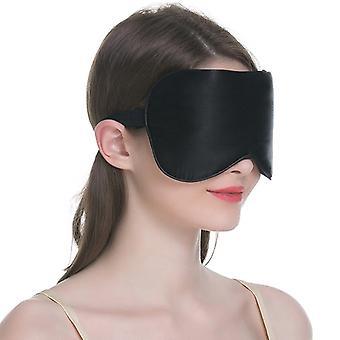 Mulberry Silk Sleeping Mask Smooth Eye Mask with Silk Covering Belt Best Travel Sleeping Mask Sleep Aid Eye Mask Eye Mask Shading Eye Mask Gift