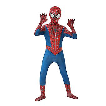 Kids Boys Spiderman Cosplay Clothes Halloween Costume Outfit Set