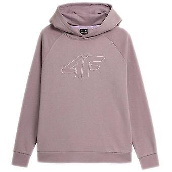 4F BLD026 H4Z21BLD026JASNYFIOLET universel toute l'année sweat-shirts pour femmes