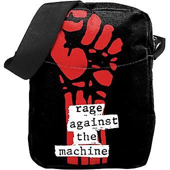 الغضب ضد قبضة الجهاز (حقيبة الجسم عبر)