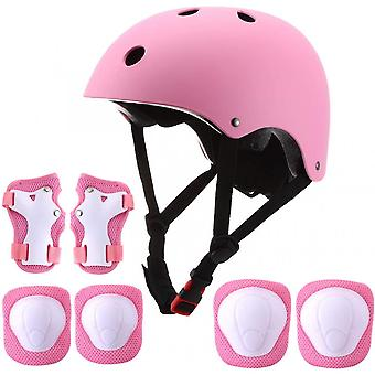 Protective Gear Set Kids Sports Protective Gears Knee Pads Elbow Pads Gloves