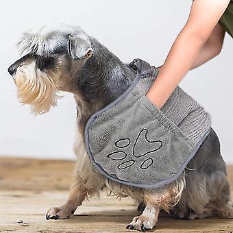 Uterák pre psov Mikrovlákna Pre psov