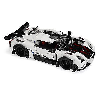 Super Car Blocuri de constructii Super Car jucărie pentru copii