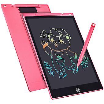 LCD írótábla színes rajztábla gyereknek törölhető újrafelhasználható írópad