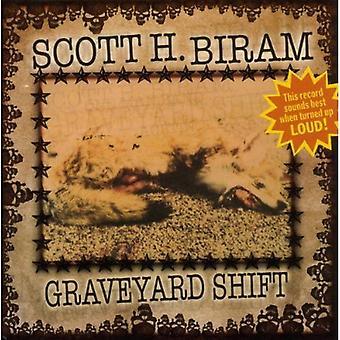 Scott H. Biram - Graveyard Shift [CD] USA import