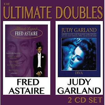 Judy Garland & Fred Astaire - Ultimate dubbel [CD] USA import