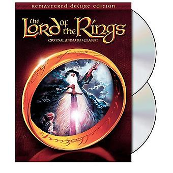 Lord of the Rings [DVD] USA import