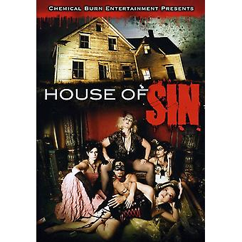 House of Sin [DVD] USA import