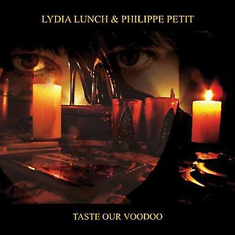 Lydia Lunch & Philippe Petit - Taste Our Voodoo [Vinyl] USA import