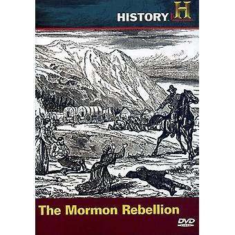 Importação de EUA rebelião Mórmon [DVD]