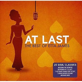 Etta James - endlich: das beste von Etta James [CD] USA Import