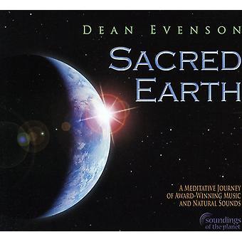 Dean Evenson - Sacred Earth [CD] USA import