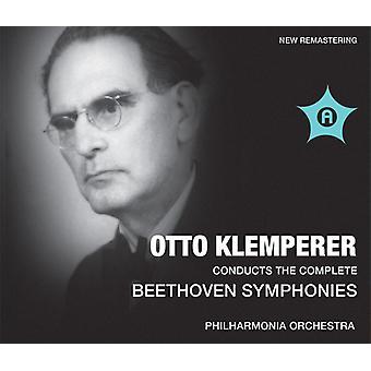 Beethoven / Klemperer / Philharmonia Orchestra - sinfonías núms. 1-9 [CD] USA importación