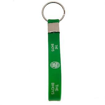 Keltische Silikon Schlüsselanhänger