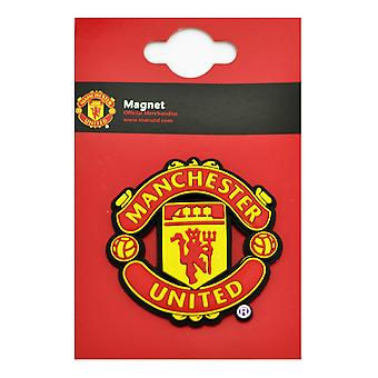 Manchester United FC Official 3D Football Crest Fridge Magnet