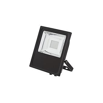 Timeguard Outdoor Commercial 150W LED Floodlight, High Output, Black