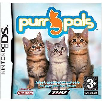 Purr Pals (Nintendo DS)-fabriks forseglet
