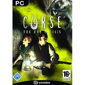 Curse The Eye of Isis (PC) - New