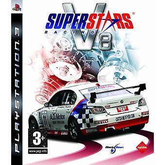 Supertähdet V8 Racing (PS3) - Uusi