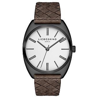 LIEBESKIND BERLIN Unisex Watch wristwatch leather LT-0049-LQ