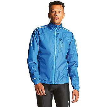 Dare 2 b Mens médiateur coutures imperméables respirante manteau veste