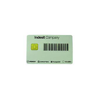Indesit 3.5 kolde vaskemaskine chipkort