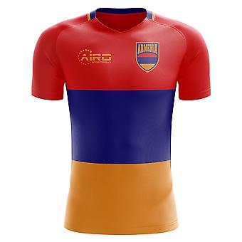 2018-2019 Armenia Home Concept Football Shirt