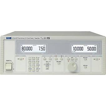 Aim TTi QPX600DP Bench PSU (adjustable voltage) 0 - 60 V DC 0 - 50 A 600 W GPIB, LAN, LXI, RS232, USB , Analogue No. of outputs 2 x