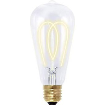 Segula LED (monochrome) EEC B (A++ - E) E27 Bulged 4 W = 15 W Gold (Ø x L) 60 mm x 135 mm dimmable, Filament 1 pc(s)