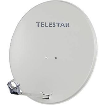 Telestar DIGIRAPID 80 5109721-AB antenă satelit,, gri deschis